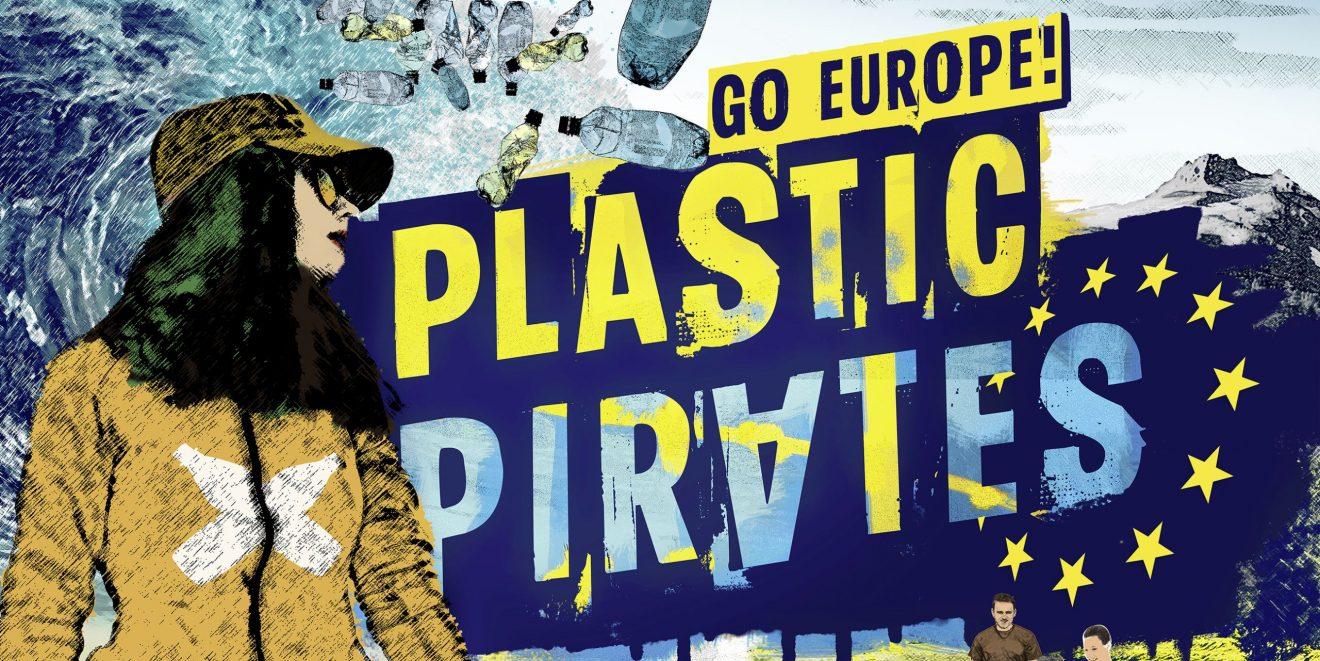 """Mit gebündelter Kraft voraus:""""Plastic Pirates"""" auf Mission gegen den Plastikmüll"""