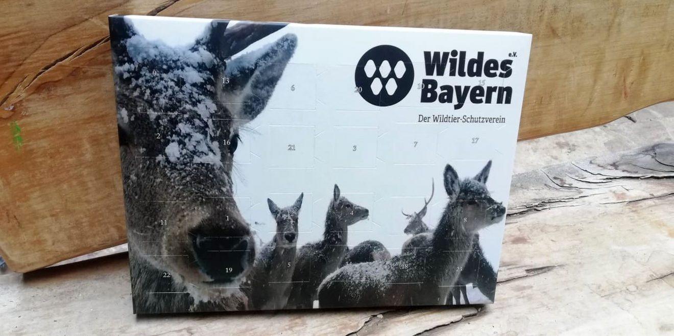 Neu im Shop - Adventskalender Wildes Bayern e.V.