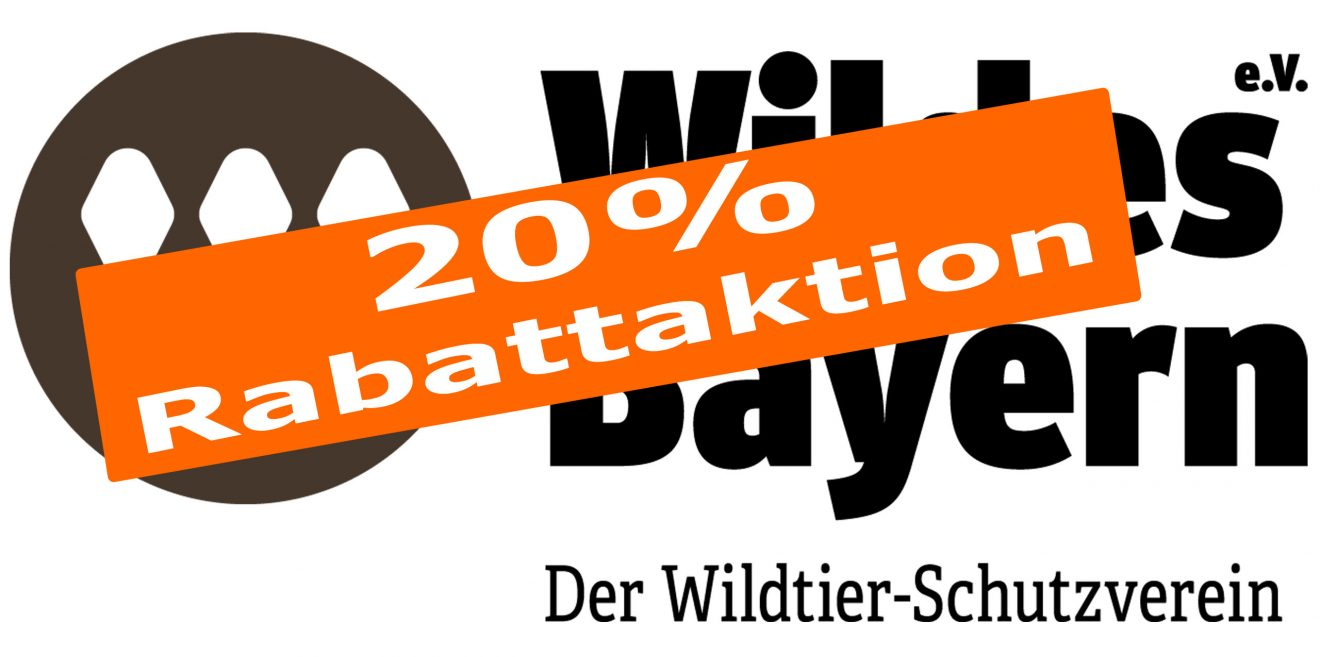 20% Adventsaktion im Shop Wildes Bayern e.V.