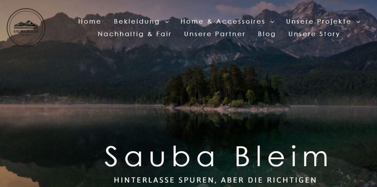 Münchner Merkur berichtet über Sauba Bleim und Kooperation mit Wildes Bayern e.V.