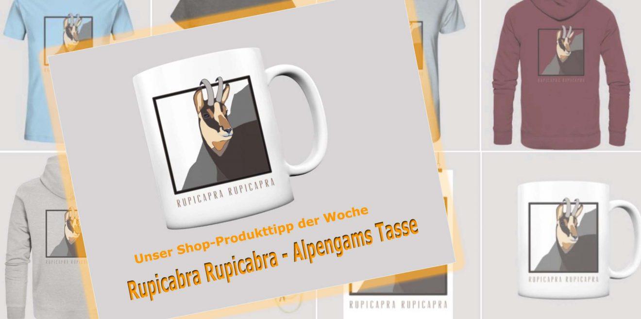 Produkt der Woche - Unsere Saubableim Rupicabra Rupicabra Keramiktasse