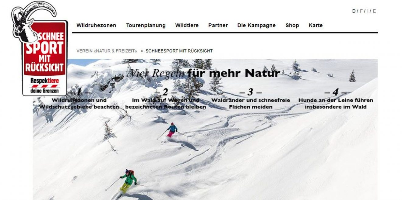 (c)Screenshot - Naturfreizeit.ch