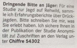 (c)Wildes Bayern - privat
