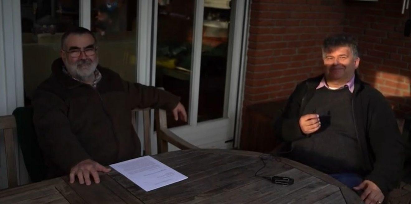 Expertengespräch mit Prof. Herzog und Prof. Pfannenstiel