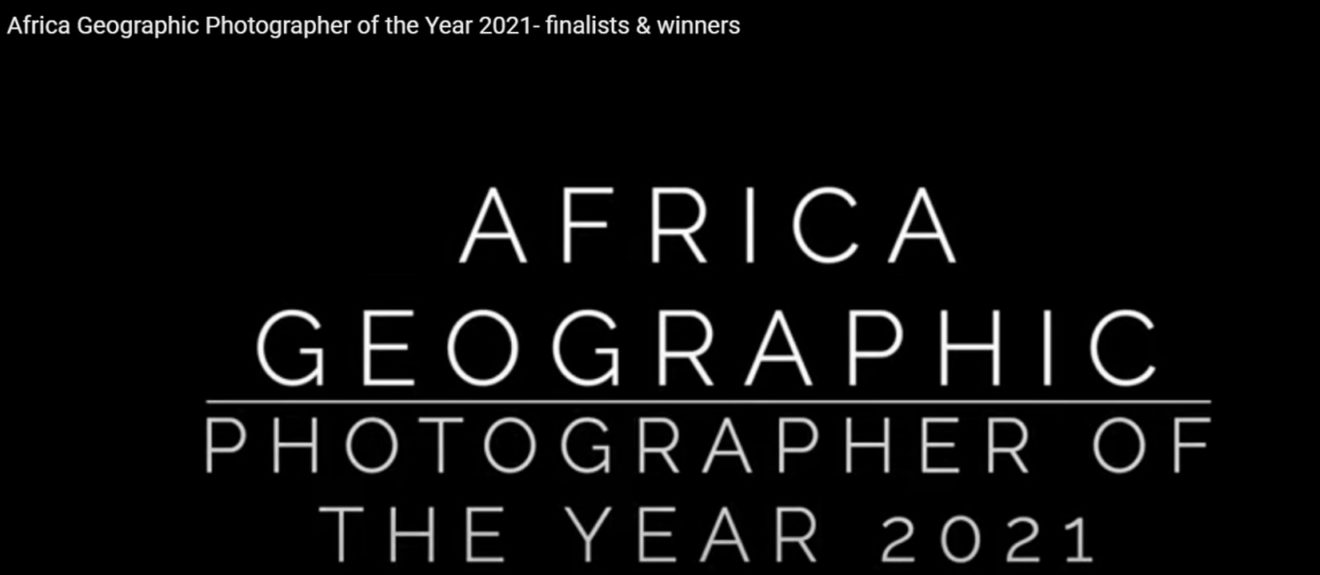 (c)Screenshot Africa Geographic Photographic - Photographer of the Year 2021